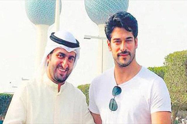 Burak Özçivit Dubai'ye gitti, kankası Murat Boz'u geçti