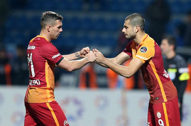 Galatasaray'da sıcak saatler!.. Garry Rodrigues, Vitor Hugo ve Aleix Vidal...