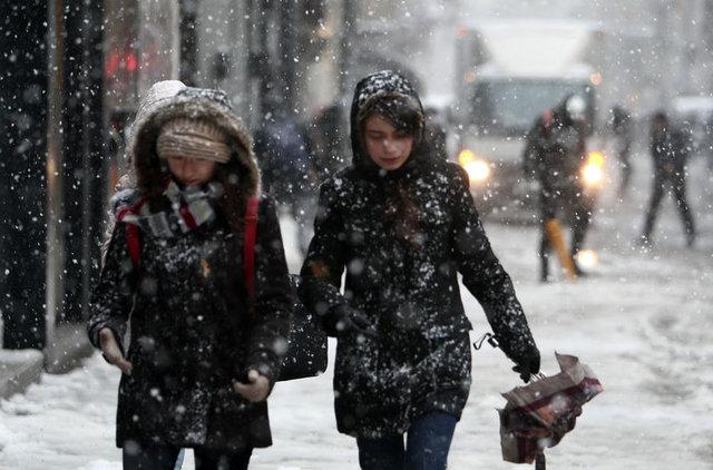 Hava durumu 5 Ocak! İstanbul'da kar ne zaman yağacak? Haftasonu hava durumu!