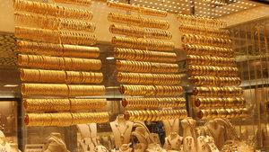 Aralık ayında 1.6 milyar dolarlık altın ithal ettik