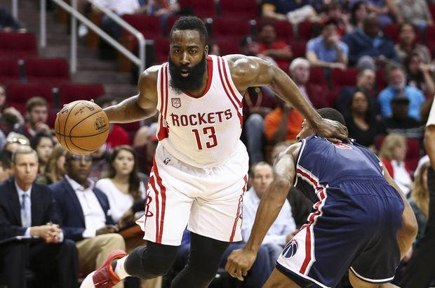 James Harden Houston Rockets