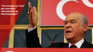 Bahçeli: Kutuplaşmaya izin veren kim varsa Türk milletinin hasmıdır