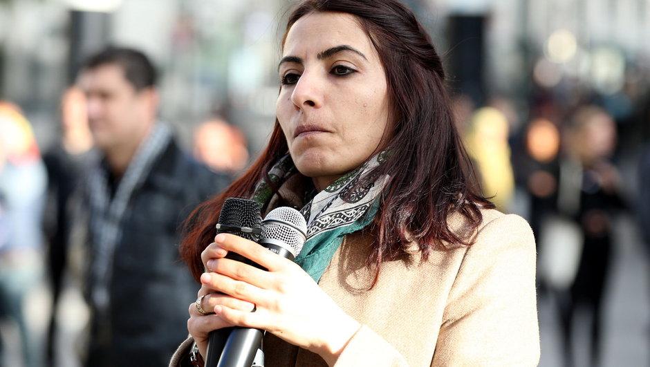 Tuğba Hezer Öztürk, HDP