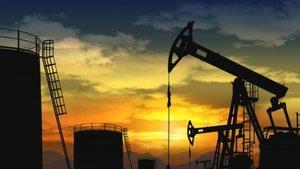 Brent petrolün varil fiyatı, 57 doların üzerinde seyrediyor