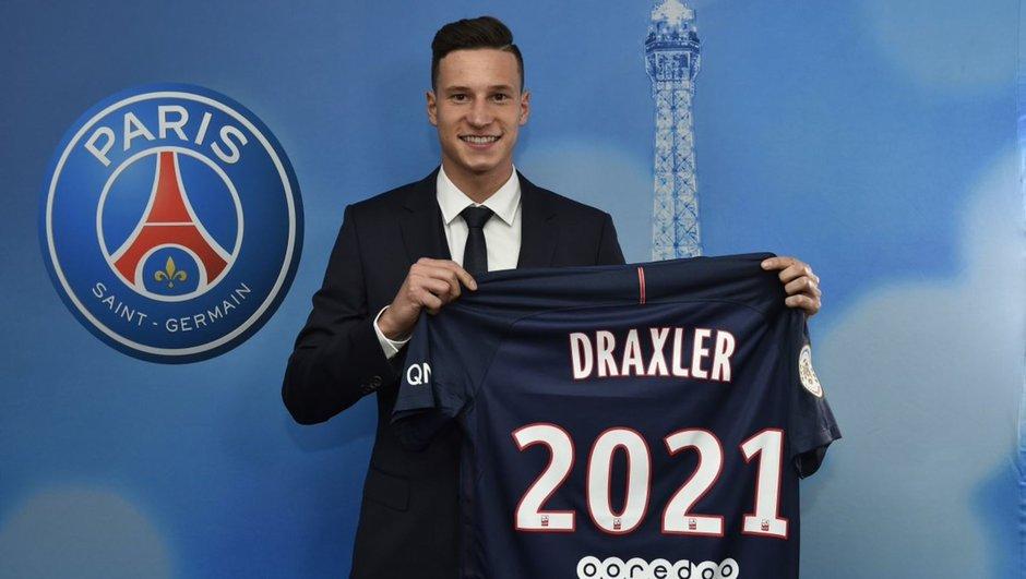 Julian Draxler PSG