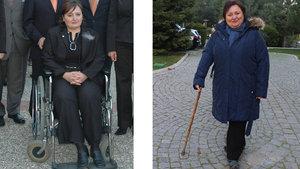MS hastası Emel Akçay'a 11 yıl teşhis konulamadı!