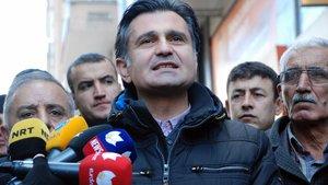 Gözaltına alınan HDP'li Ziya Pir serbest bırakıldı