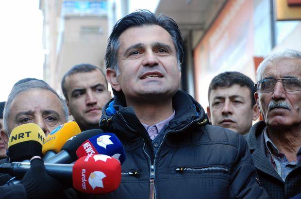 HDP'li Ziya Pir serbest bırakıldı
