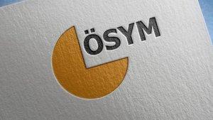 ÖSYM, 2017 ÖSYS kılavuzunu yayımladı