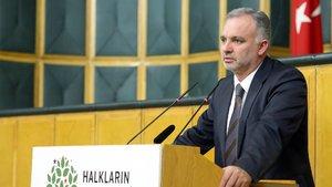HDP'den Meclis Başkanı İsmail Kahraman'a anayasa çağrısı