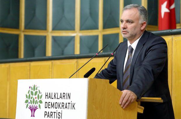 HDP'den Meclis Başkanı'na anayasa çağrısı