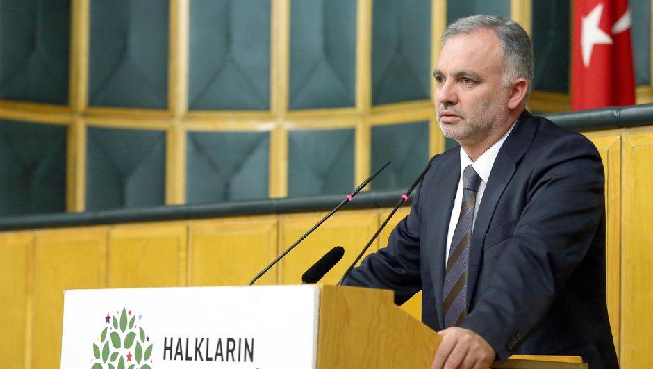 HDP, Ayhan Bilgen, İsmail Kahraman