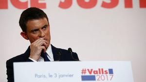 Fransa cumhurbaşkanı adayı Manuel Valls, Türkiye'yi AB'de istemiyor