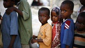 Nijerya'da her gün binlerce çocuk açlıktan ölüyor