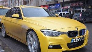 Malatya'da lüks taksi dönemi