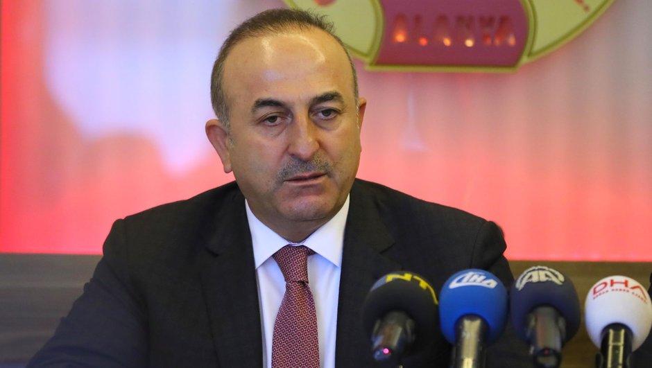 Jean-Marc Ayrault Mevlüt Çavuşoğlu