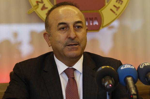 Dışişleri Bakanı Çavuşoğlu, ABD'ye gidiyor