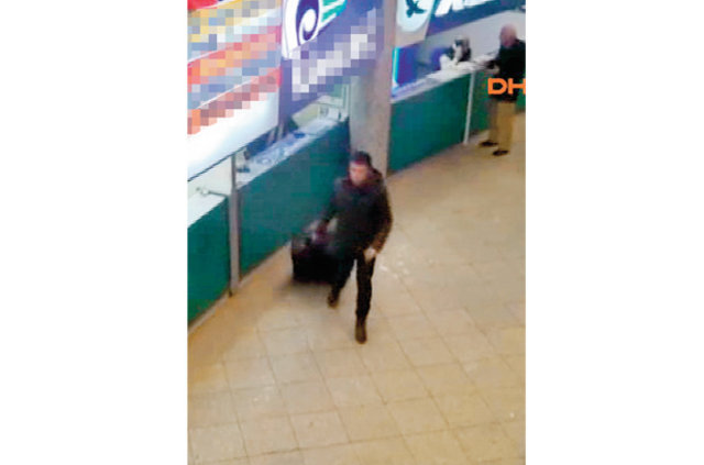 Kırgızistan'dan gelen terörist Konya'da 1 ay kaldı