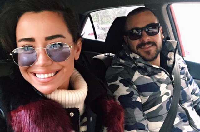 Ümit Erdim'den Seda Çınar'a evlenme teklifi