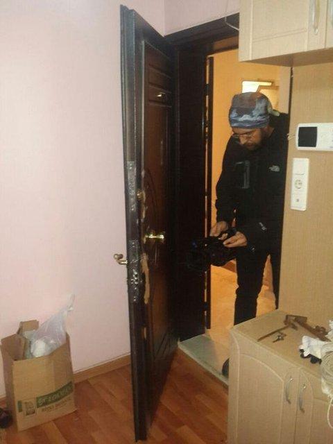 İzmir'deki Reina operasyonunda evden çıkanlar şaşırttı