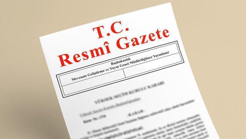 Milli Savunma Bakanlığı Resmi Gazete