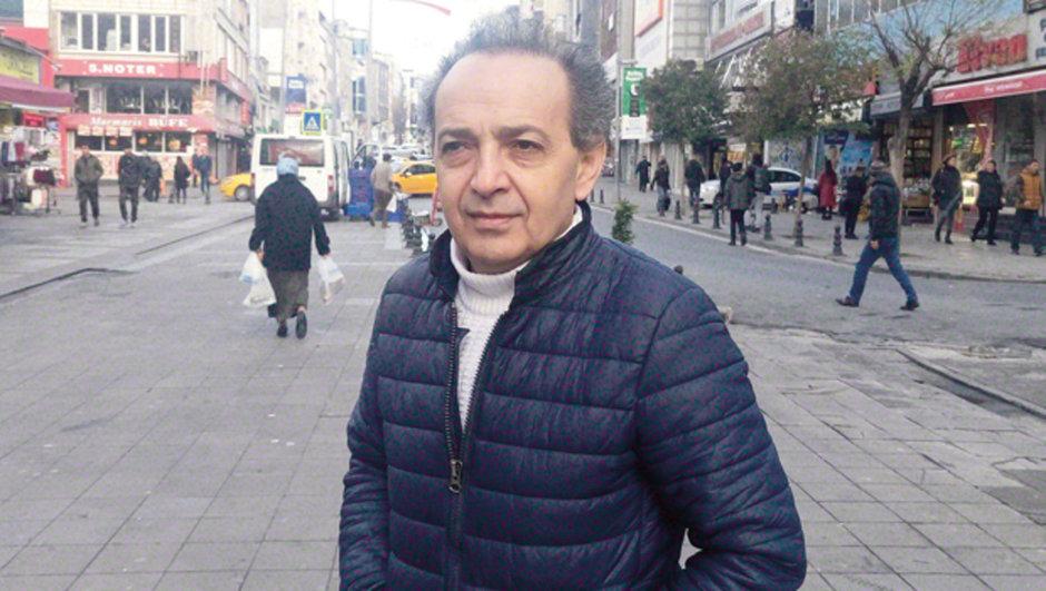 Zeytinburnu Zeytinburnu sakinleri Yenidoğan Mahallesi Yenidoğan Mahallesi Muhtarı Hüseyin Sarıyel