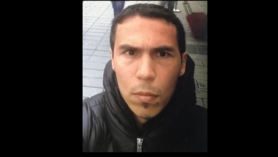 Reina terörist selfie videosu Telegram uygulaması