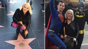 Safiye Soyman, Hollywood'u fethetti!