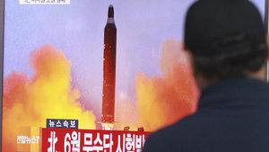 Japonlar, Kuzey Kore tehdidine karşı sığınaklara iniyor!