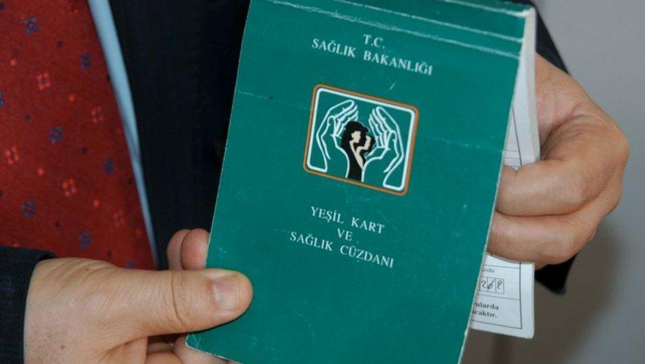 Yeşil kart