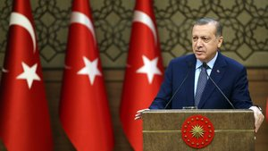 Cumhurbaşkanı Erdoğan: Ortaköy'de feveran edenler Gaziantep'te neden sustunuz?