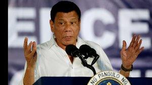 Filipinler liderinden şok açıklama: DEAŞ'a katılan kuzenlerim var