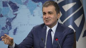 AB Bakanı Ömer Çelik gündemi değerlendirdi