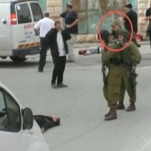 O görüntüler infial yaratmıştı! İsrailli askerle ilgili karar...