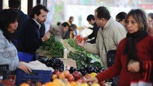 Gıda fiyatları düşüyor