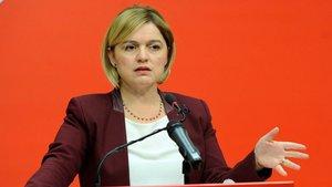 CHP Parti Sözcüsü Selin Sayek Böke'den MYK sonrası açıklamalar
