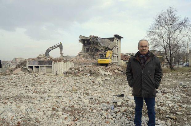 Bursa'daki tarihi fabrika yıkılıyor