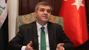 Türkiye'nin Bağdat Büyükelçisi Faruk Kaymakcı:Türkiye ve Irak komşudan öte iki kardeş ülkedir