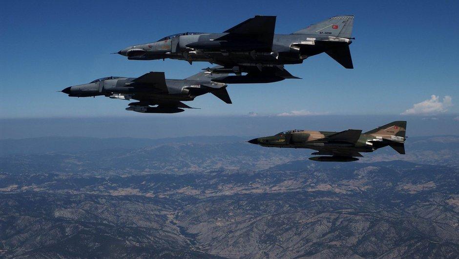 Türk Silahlı Kuvvetleri DEAŞ Suriye