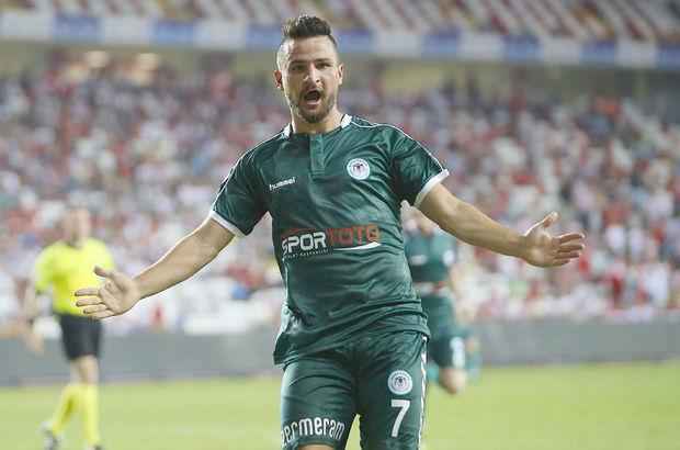 Ömer Ali Şahiner Atiker Konyaspor