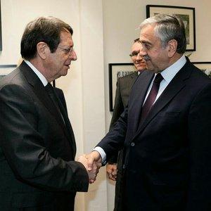 KKTC Cumhurbaşkanı ile Rum liderden kritik görüşme