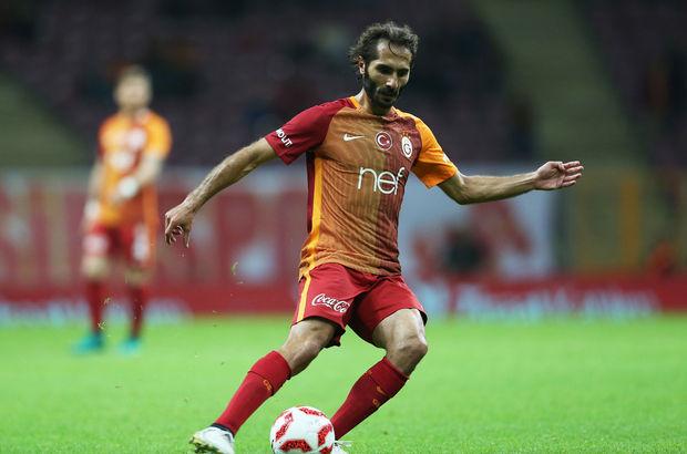 Galatasaray'da iki ayrılık birden!