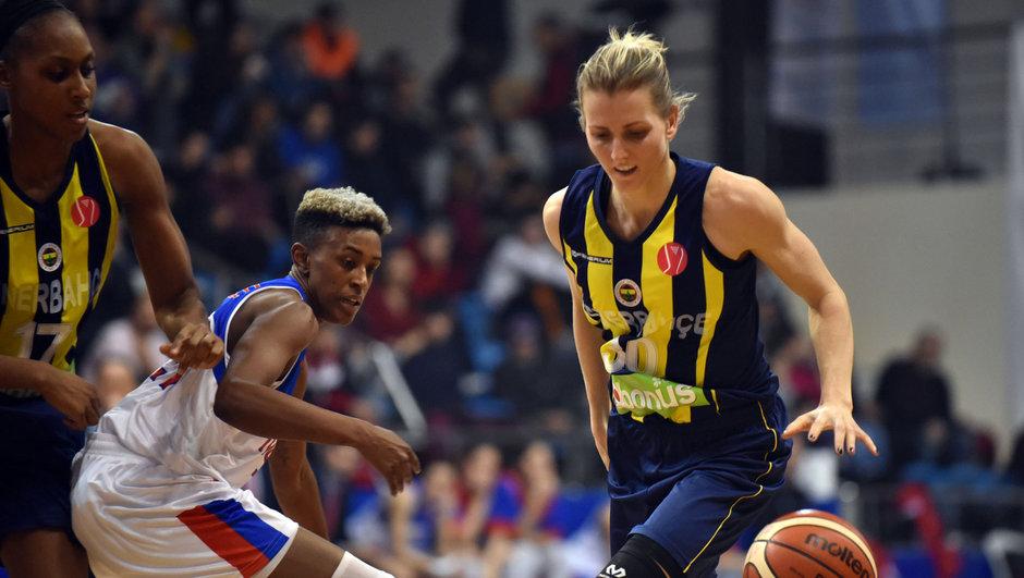 Mersin Büyükşehir Belediyesi - Fenerbahçe