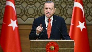 Cumhurbaşkanı Erdoğan: Türkiye yeni bir istiklal mücadelesi içindedir
