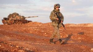 DEAŞ karşıtı koalisyonun sözcüsü Albay Dorrian: Türkiye'nin Suriye'nin kuzeyinde yaptıkları çok değerli