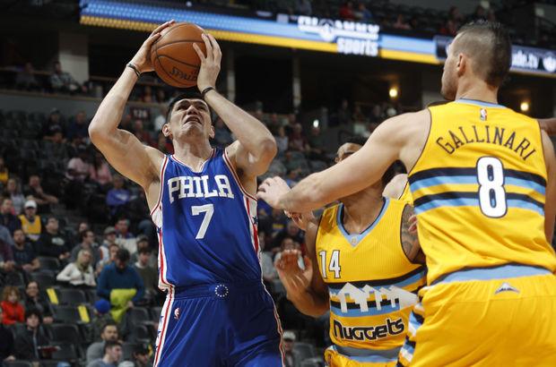 Philadelphia 76'ers Ersan İlyasova NBA