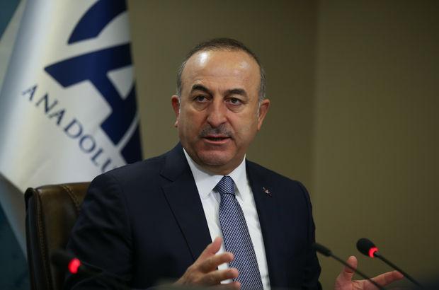 Mevlüt Çavuşoğlu Yunanistan Nikos Kocias Türkiye