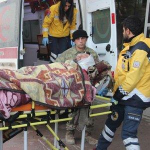 El Bab'da 2 asker şehit, 2 asker yaralı