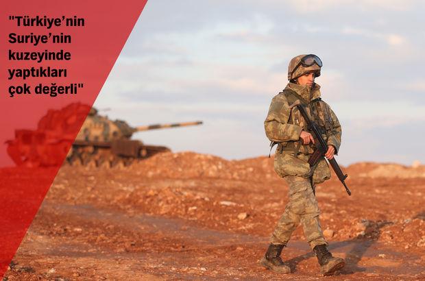DEAŞ ABD John Dorrian Suriye Türkiye