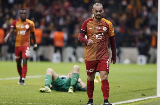 Sneijder'e çılgın teklif!
